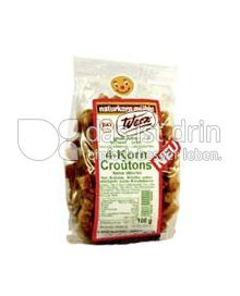 Produktabbildung: Werz 4-Korn-Croutons 100 g
