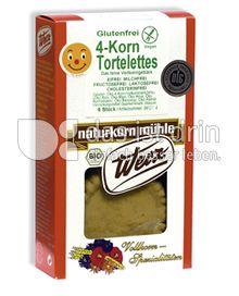 Produktabbildung: Werz 4-Korn-Tortelettes 6 St.