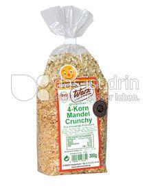 Produktabbildung: Werz 4-Korn-Mandel-Crunchy 250 g