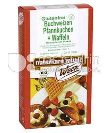 Produktabbildung: Werz Buchweizen-Vollkorn-Pfannkuchen & Waffeln 250 g