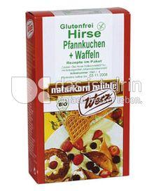 Produktabbildung: Werz Hirse-Vollkorn-Pfannkuchen & Waffeln 250 g