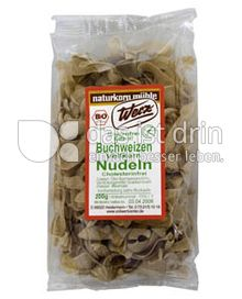 Produktabbildung: Werz Buchweizen-Vollkorn-Nudeln 200 g