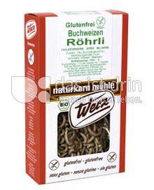 Produktabbildung: Werz Buchweizen-Vollkorn-Röhrli 150 g