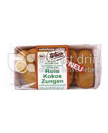 Produktabbildung: Werz Reis-Kokos-Zungen 100 g