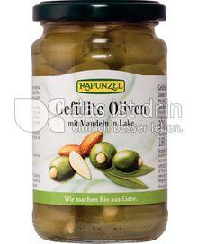Produktabbildung: Rapunzel Gefüllte Oliven mit Mandeln in Lake 320 g
