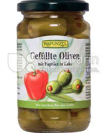 Produktabbildung: Rapunzel Gefüllte Oliven mit Paprika in Lake 320 g