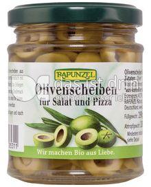 Produktabbildung: Rapunzel Olivenscheiben für Salat und Pizza
