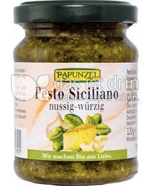 Produktabbildung: Rapunzel Pesto Siciliano 120 g