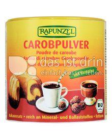 Produktabbildung: Rapunzel Carobpulver