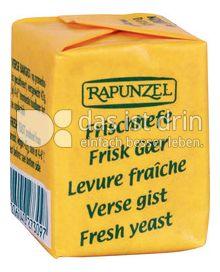Produktabbildung: Rapunzel Frischhefe