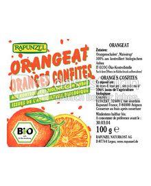 Produktabbildung: Rapunzel Orangeat 100 g