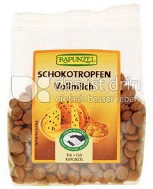 Produktabbildung: Rapunzel Schokotropfen Vollmilch