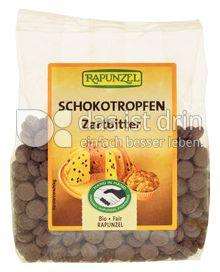 Produktabbildung: Rapunzel Schokotropfen Zartbitter