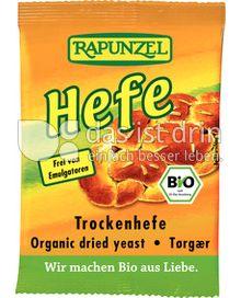 Produktabbildung: Rapunzel Hefe