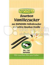 Produktabbildung: Rapunzel Bourbon Vanillezucker