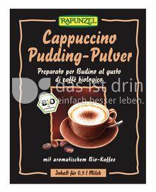 Produktabbildung: Rapunzel Cappuccino Pudding-Pulver