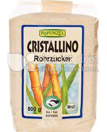Produktabbildung: Rapunzel Cristallino Rohrzucker 500 g