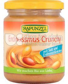 Produktabbildung: Rapunzel Erdnussmus Crunchy 500 g