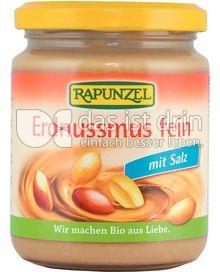 Produktabbildung: Rapunzel Erdnussmus fein