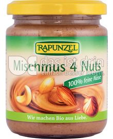 Produktabbildung: Rapunzel Mischmus 4 Nuts