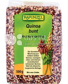 Produktabbildung: Rapunzel Quinoa bunt 500 g