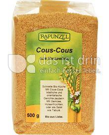 Produktabbildung: Rapunzel Cous-Cous 500 g