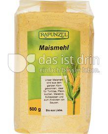 Produktabbildung: Rapunzel Maismehl 500 g