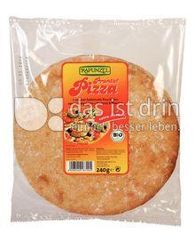 Produktabbildung: Rapunzel Pizzaböden 240 g