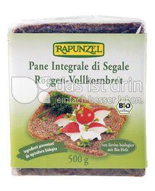 Produktabbildung: Rapunzel Roggen-Vollkornbrot 500 g