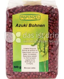 Produktabbildung: Rapunzel Azuki Bohnen 500 g