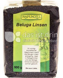 Produktabbildung: Rapunzel Beluga Linsen 500 g