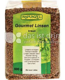 Produktabbildung: Rapunzel Gourmet Linsen 500 g