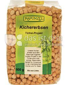 Produktabbildung: Rapunzel Kichererbsen 500 g