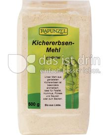 Produktabbildung: Rapunzel Kichererbsen-Mehl 500 g