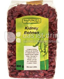 Produktabbildung: Rapunzel Kidney Bohnen 500 g