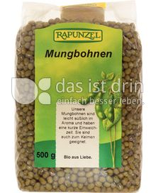 Produktabbildung: Rapunzel Mungbohnen 500 g