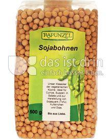 Produktabbildung: Rapunzel Sojabohnen 500 g