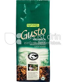 Produktabbildung: Rapunzel Gusto Arabica 1000 g