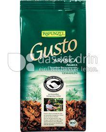 Produktabbildung: Rapunzel Gusto Arabica 500 g