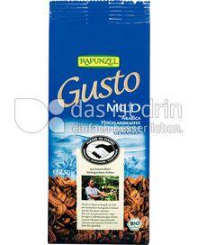 Produktabbildung: Rapunzel Gusto Mild 250 g