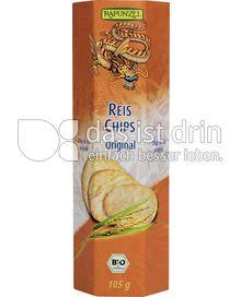 Produktabbildung: Rapunzel Reis Chips Original 105 g