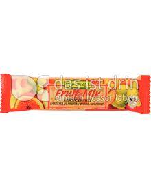 Produktabbildung: Rapunzel Fruit-Mix Fruchtschnitte