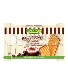 Produktabbildung: Rapunzel Cappuccino Dinkelwaffel 50 g