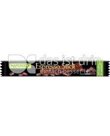 Produktabbildung: Rapunzel Espresso Stick