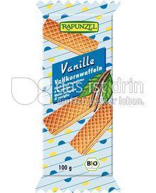 Produktabbildung: Rapunzel Vanille Vollkornwaffeln 100 g