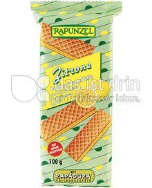 Produktabbildung: Rapunzel Zitrone Vollkornwaffeln 100 g