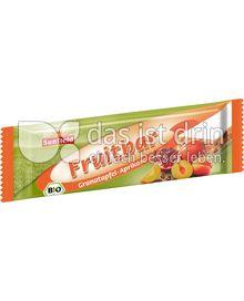 Produktabbildung: Sunfield Fruitbar Granatapfel-Aprikose 40 g