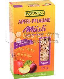 Produktabbildung: Rapunzel Apfel-Pflaume Müsli 375 g