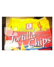 Produktabbildung: K-Classic Tortilla Chips 200 g