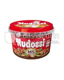 Produktabbildung: Nudossi Haselnuss-Nougat Brotaufstrich 400 g